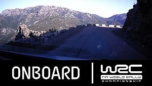 Rallye de France 2015: ONBOARD Sordo SS08