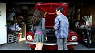 Adin and Olivia. #InAMustang | 2015 Ford Mustang Videos