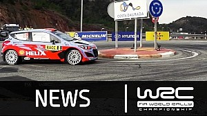 Rally de España 2015: Stages 18-20