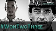 Lewis Hamilton on F1 idol Ayrton Senna