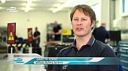 F.E, la tecnologia delle batterie Williams
