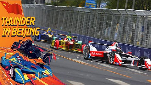 Beijing ePrix 2015 - Extended Highlights
