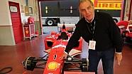 Giorgio Piola, l'evoluzione delle F1 del Cavallino | Finali Ferrari Mondiali 2015
