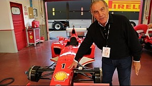 Giorgio Piola, la evolución de la F1 del Cavallino | Ferrari World Finals 2015