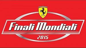 Мировой финал Ferrari Challenge Trofeo Pirelli