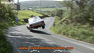 Joule Donegal International Rally 2015  Day 2 Highlights ( Flyin Finn Motorsport)