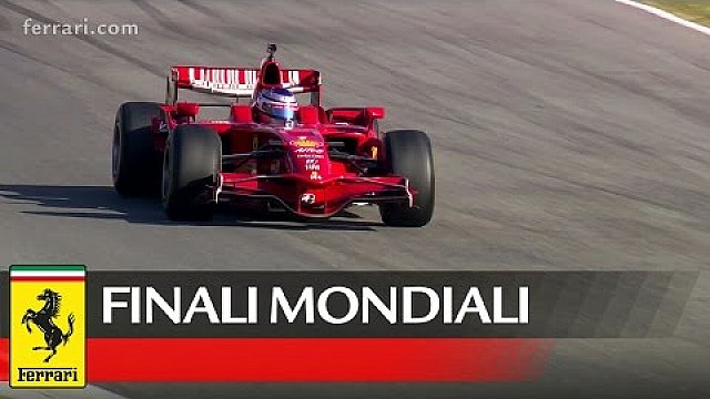 Finali Mondiali - F1 Clienti and XX Programmes lighted up Mugello