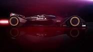 McLaren MP4-X auto concepto
