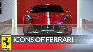 Icons of Ferrari Exhibition