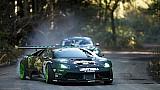 Дрифт-битва: Lamborghini против Мустанга