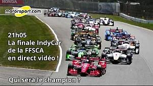FFSCA - IndyCar 2015 - Mid-Ohio (Round 5) (HD)