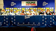 4 Hours of Estoril - Race Press Conference LMP2