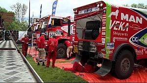 Dakar 2016 - Etapa 01 Villa Carlos Paz (Eurol VEKA MAN Rally Team)