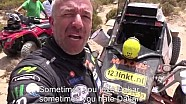 Dakar 2016 highlights Tom Coronel; water, fire, truckcrash, the end