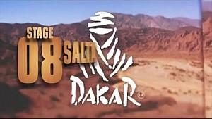 Dakar 2016: 8. Etappe, Autos und Motorräder