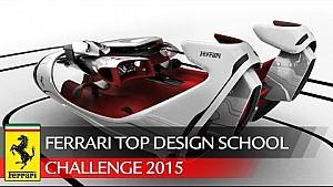FL project - Ferrari Top Design School Challenge 2015