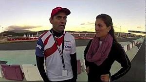2012 Rotax MAX Grand Finals - Team USA: Practice Interviews