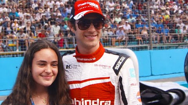 A day in the life of Bruno Senna