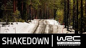 بطولة العالم للراليات: رالي السويد 2016 - المرحلة الإفتتاحية