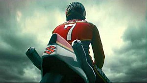 Teaser do filme sobre Barry Sheene
