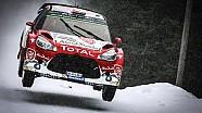 Rally Sweden 2016 - Day 1 - Abu Dhabi Total WRT