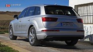 Audi Q7 e-tron 3.0 TDI review