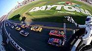 L'arrivée incroyable du Daytona 500 remporté par Denny Hamlin