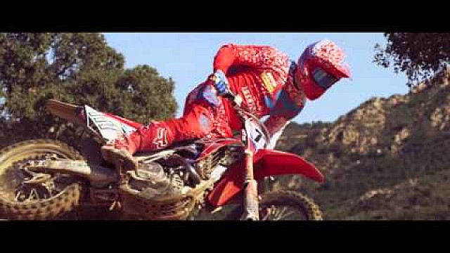 Team HRC and Honda Gariboldi - bring on 2016 MXGP!