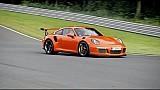 Mit Walter Röhrl im Porsche 911 GT3
