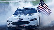 Keselowski, Logano Give Fusion 1-2 Punch in Vegas