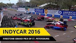 IndyCar 2016 - Résumé du GP de St. Petersburg