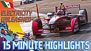 Extended Highlights - Mexico City 2016 - Formula E
