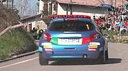 Peugeot - Rally del Ciocco 2016 - DAY 1