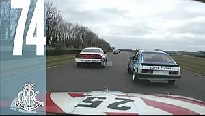 On board: 5 x Le Mans winner's overtake-fest