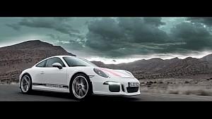 La nouvelle Porsche 911 R
