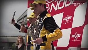 Coupe de France Renault Clio Cup : Highlight Nogaro