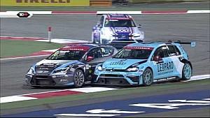 TCR Bahrain: 1. Rennen