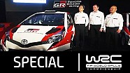 FIA World Rally Championship 2016: TOYOTA GAZOO Racing