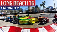 Shoreline Shockwaves: Long Beach ePrix 2016 Highlights - Formula E