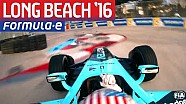 Un tour avec Nelson Piquet Jr. à Long Beach