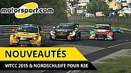 RaceRoom Racing Experience - Le WTCC 2015 sur la Nordschleife !