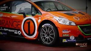 Presentazione team Orange1 per i Rally