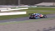 Audi tijdens DTM-test op Hockenheim