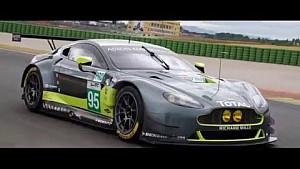 Aston Martin... Start your engines!