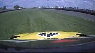 ONBOARD- Valente's high speed near miss