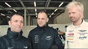 Aston Martin Racing - Silverstone - Darren Turner, Marco Sorensen & Nicki Thiim