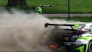 WTCC Slovakia race highlights Tom Coronel, ROAL Motorsport 2016