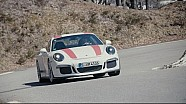 Driving lessons with the 911 R – Grand Finale