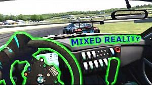 Автосим в виртуальной реальности