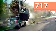 Car Crash Compilation # 717 - April 2016 (English Subtitles)